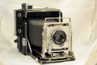 Graflex Speed Graphic 4x5