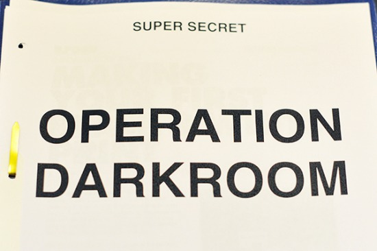 Operation Darkroom