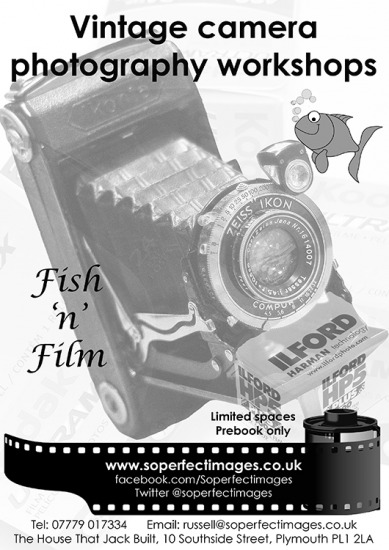 Fish 'n' Film - weekend photography workshops